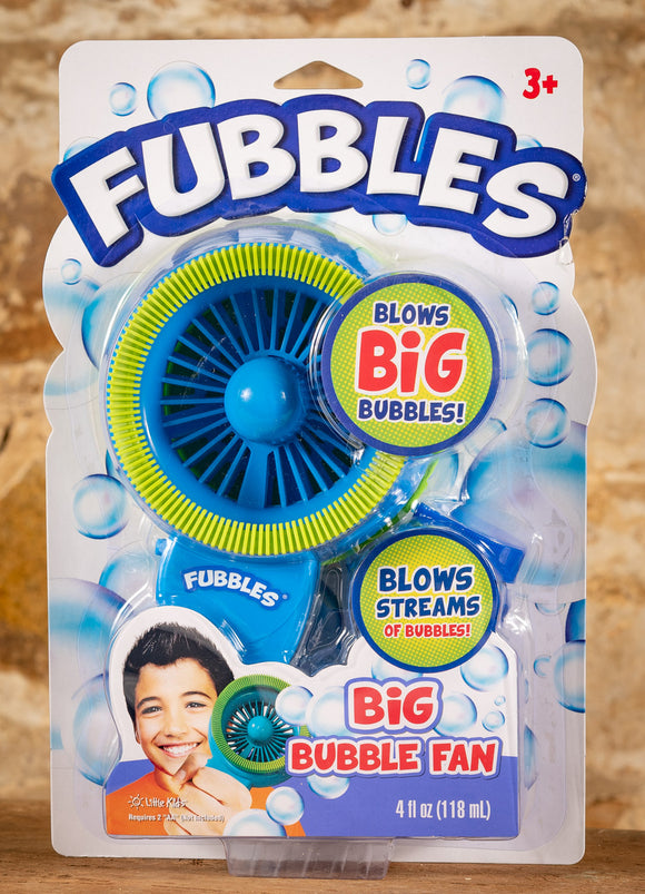 Fubbles Big Bubble Fan