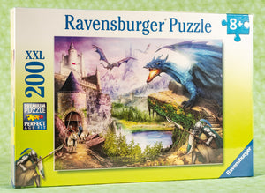 Mountains Of Mayhem 200 Piece Puzzle