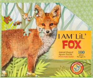 I Am Fox 100 Piece puzzle