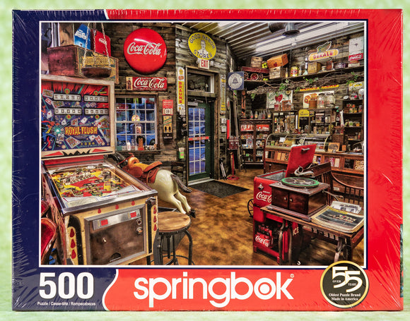 Good Nabor Stores 500 Piece Puzzle