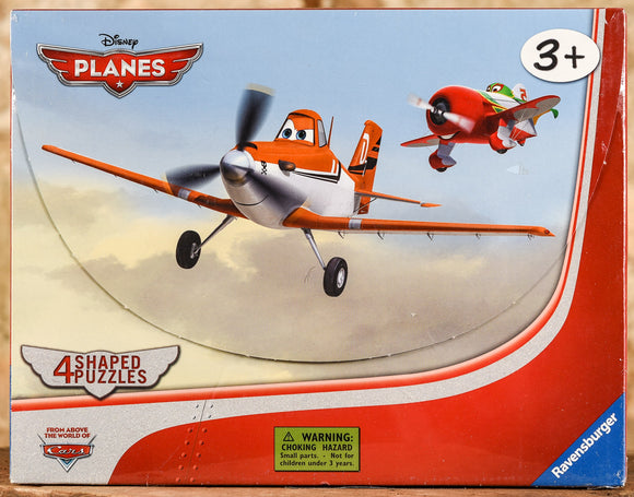 In The Air Puzzles - Disney Planes