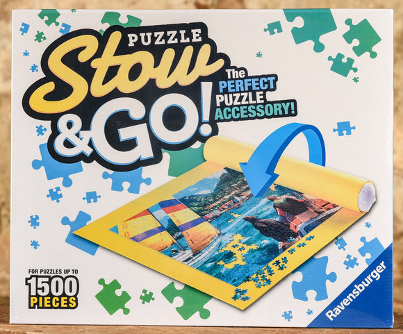 Puzzle Stow & Go