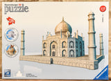 Taj Mahal 216 Pieces - 3D Puzzle
