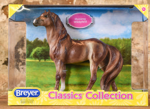 Classics - Liver Chestnut Mustang (retired)