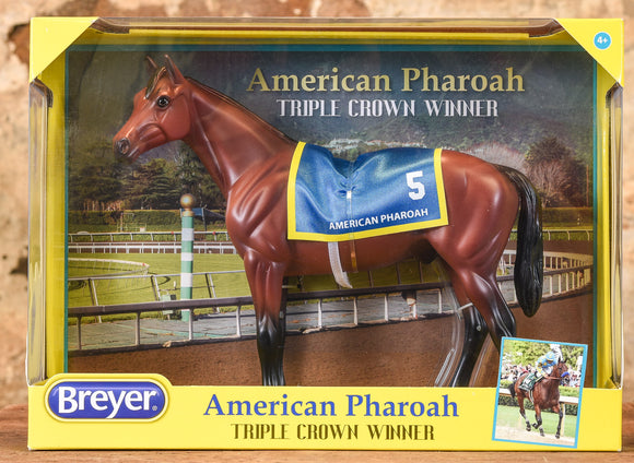 Classics - American Pharoah (retired)