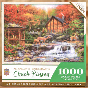 Colors of Life 1000 Piece Puzzle