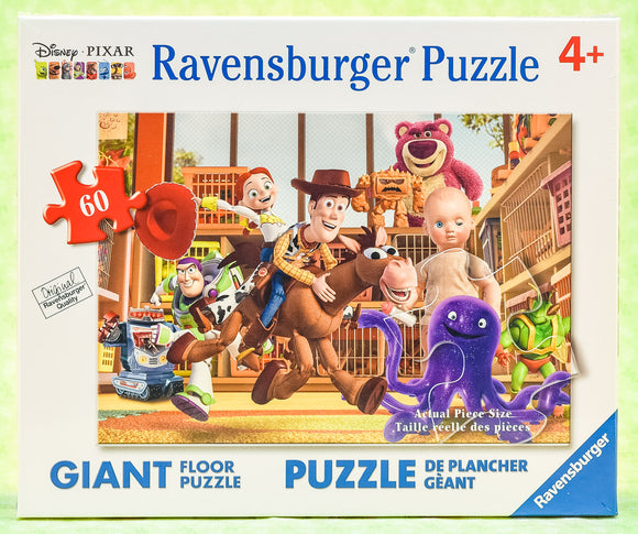 Playing Around 60 Piece Floor Puzzle - Toy Story 3