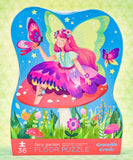 Fairy Garden 36 Piece Floor Puzzle