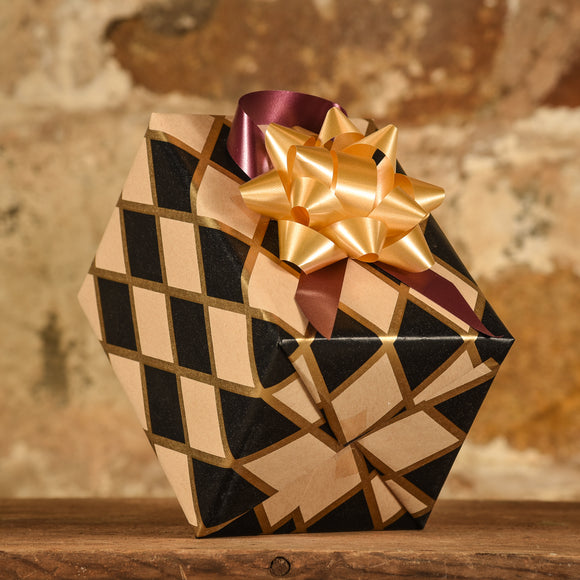 Complimentary Gift Wrap: Harlequin
