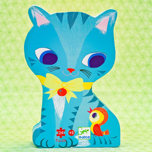 Pachat & His Friends 24 Piece Puzzle - cats