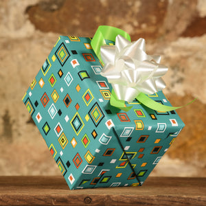 Complimentary Gift Wrap: Squares