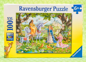 Princess Party 100 Piece Puzzle