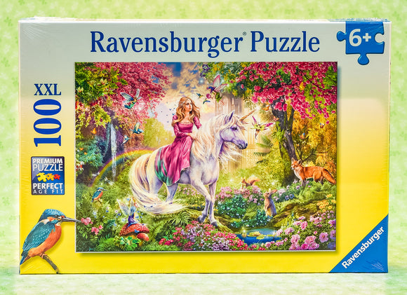 Magical Ride 100 Piece Puzzle