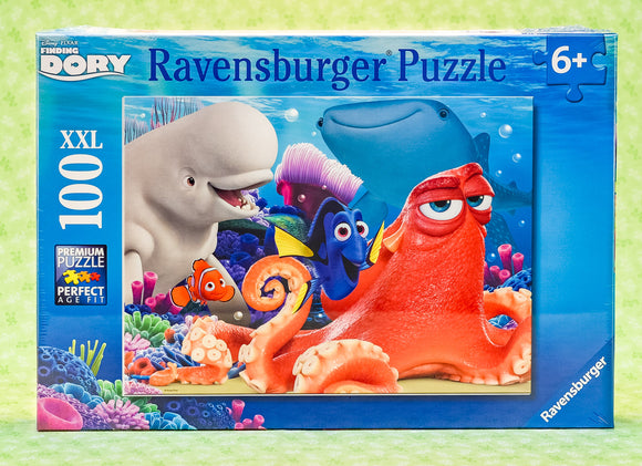 Finding Dory 100 Piece Puzzle