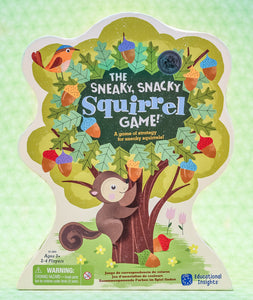 Sneaky, Snacky Squirrel Game!