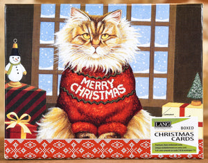 Boxed Cards - Squeaky's Christmas