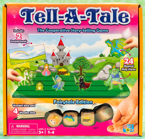 Tell-A-Tale: Fairytale Edition