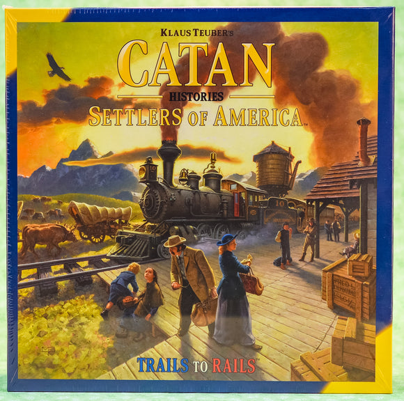 Catan Histories - Settlers Of America