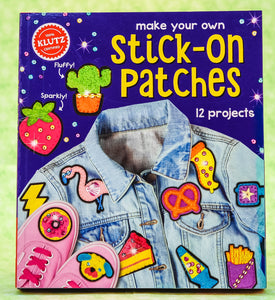 Make Your Own Stick-On Patches