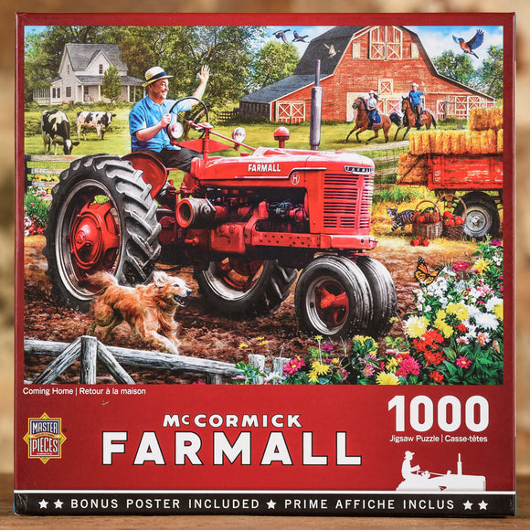 Coming Home 1000 Piece Puzzle