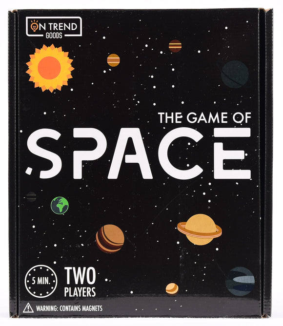 The Game of Space