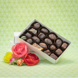 1/2 Pound Chocolate Box Best Seller Assortment