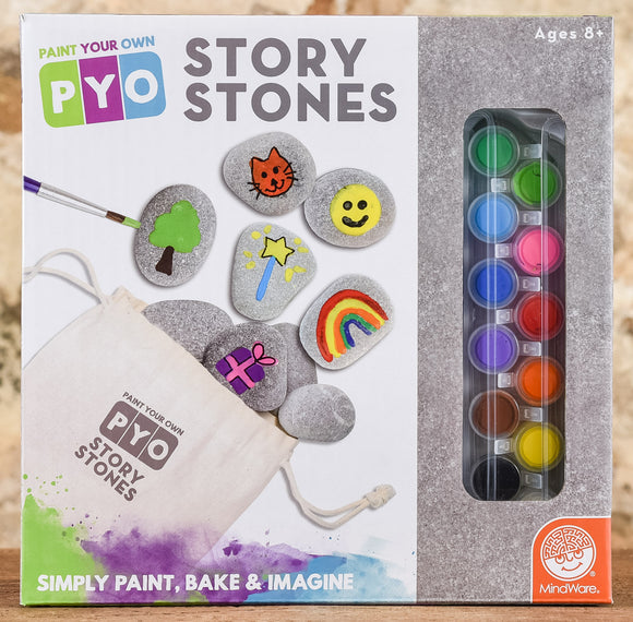 Paint Your Own - Story Stones