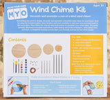 Paint Your Own - Wind Chime Kit