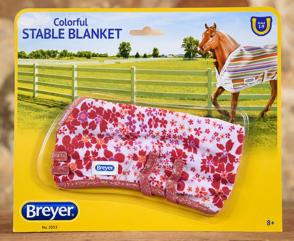 Traditional - Colorful Stable Blanket