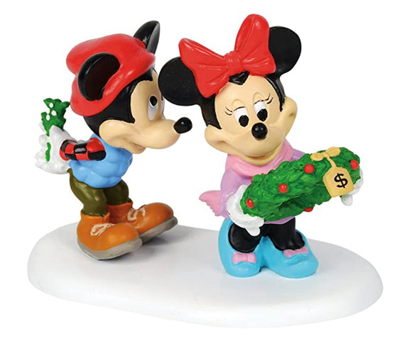 Mickey's Mistletoe Surprise (retired)