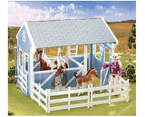 Classics -  Country Stable With Wash Stall