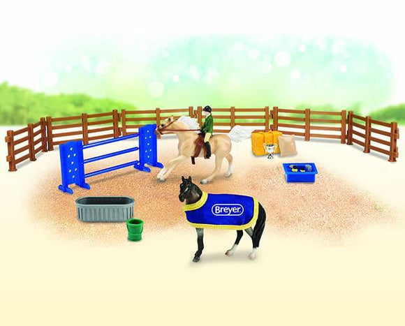 Stablemates - English Play Set (retired)