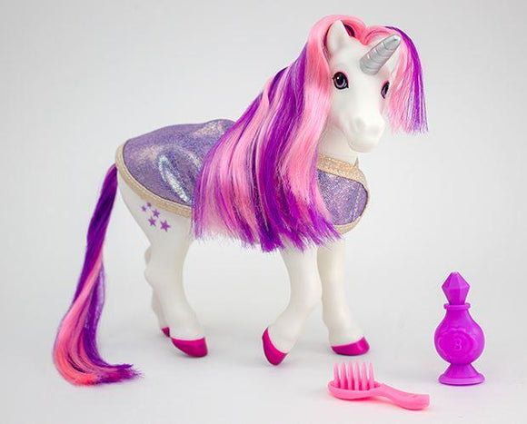 Lucky Acres - Luna, Magical Color Change Bath Unicorn