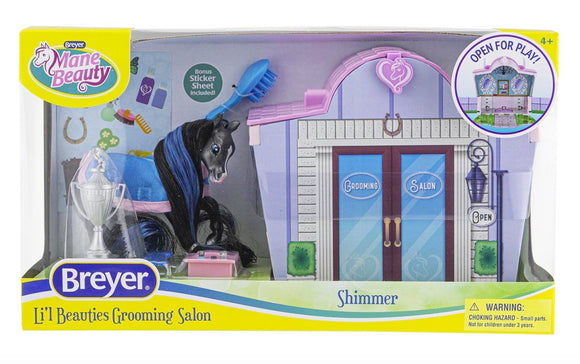 Shimmer Grooming Salon - Lil Beauties Playset