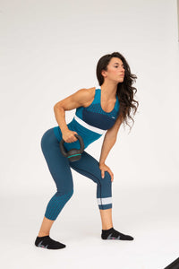 TAPY - Seamless Workout Capris