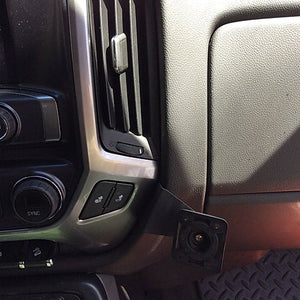 2014-2019 GMC Sierra 2500 Legend Mount