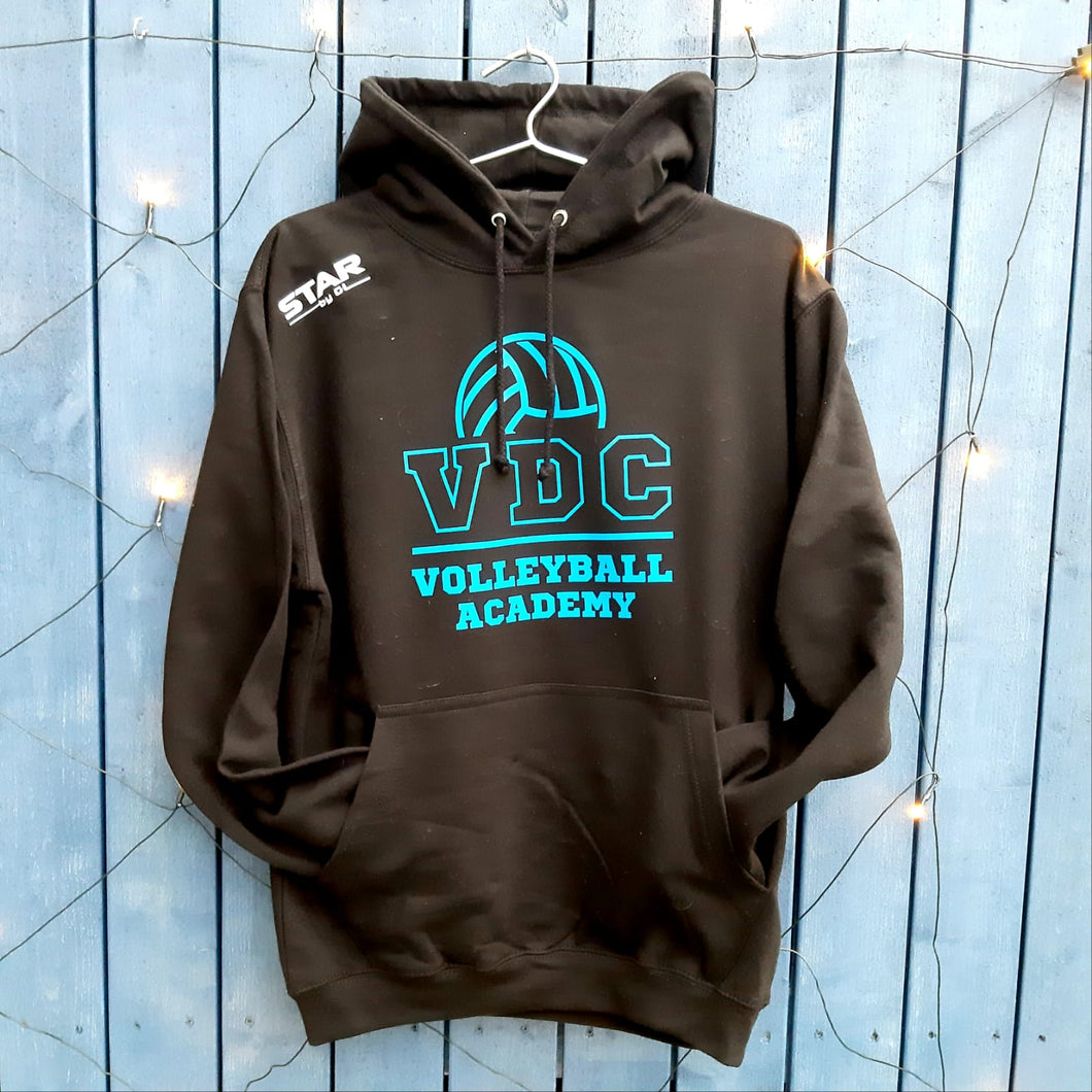 Star by GL customized hoodie for VDC Volleyball Academy
