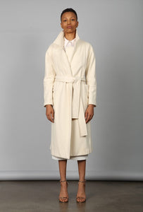 MOONSTONE WRAP COAT