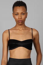 Load image into Gallery viewer, ONYX BRALETTE TOP