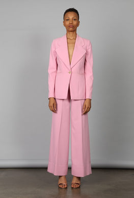 DRAGON ROSE TULIP LAPEL SUIT