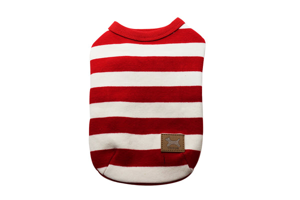 Striped dog shirt - DogClothe.com