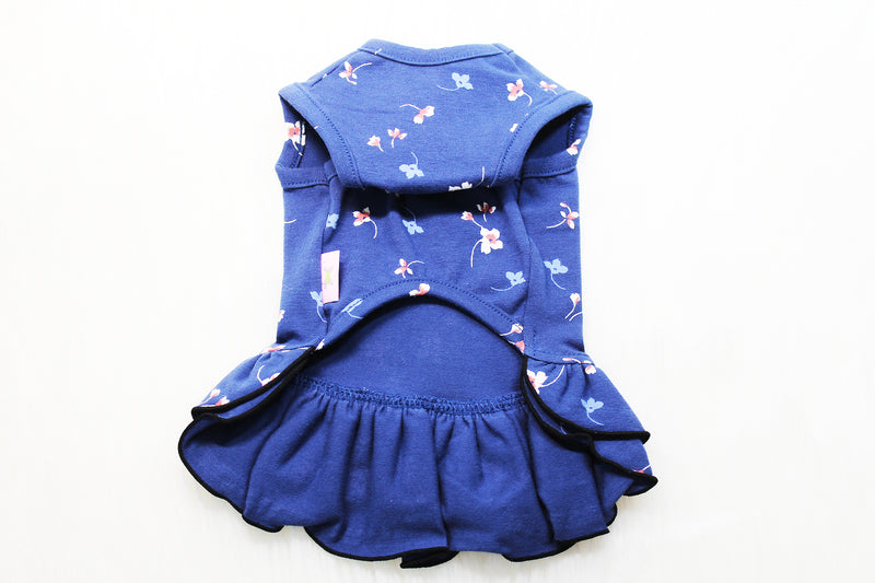 Cute floral dress - DogClothe.com