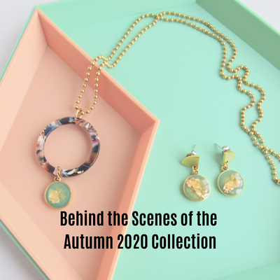 Pumpkin Spice, Harvest Shine, and Cozy Sweaters - Behind the Scenes of the Autumn 2020 Collection