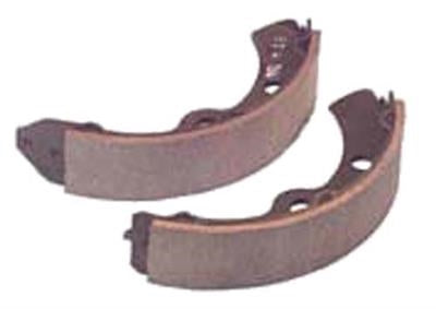 Set Of (2) Brake Shoes (Fits Select Club Car, E-Z-GO and Yamaha Models)
