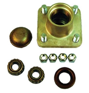 FRONT HUB KIT CLUB CAR (1) WHEEL