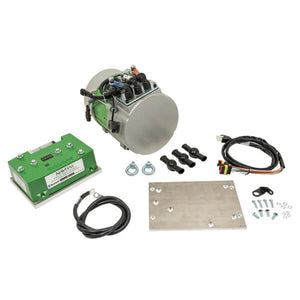 Club Car 600A 5KW Navitas DC to AC Conversion Kit with On the Fly Programmer