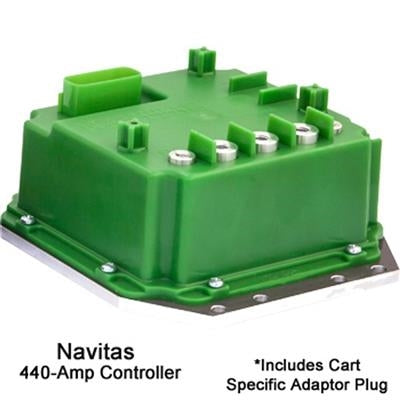 E-Z-GO Navitas 440-Amp 36-Volt Series Controller with ITS Throttle (Years 1988-2010)