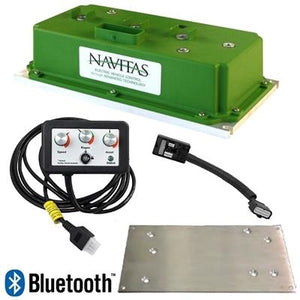 E-Z-GO RXV Navitas 600-Amp 48-Volt AC Upgrade Controller Kit With BlueTooth (Curtis)