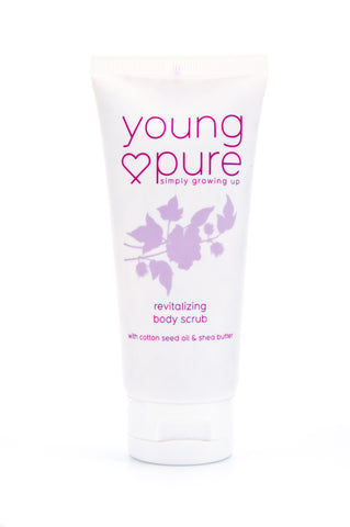 Young & Pure Revitalizing Body Scrub 100ml
