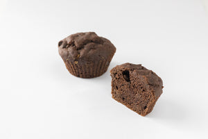 Double Chocolate Muffins (Ships Frozen) チョコチョコマフィン(冷凍)